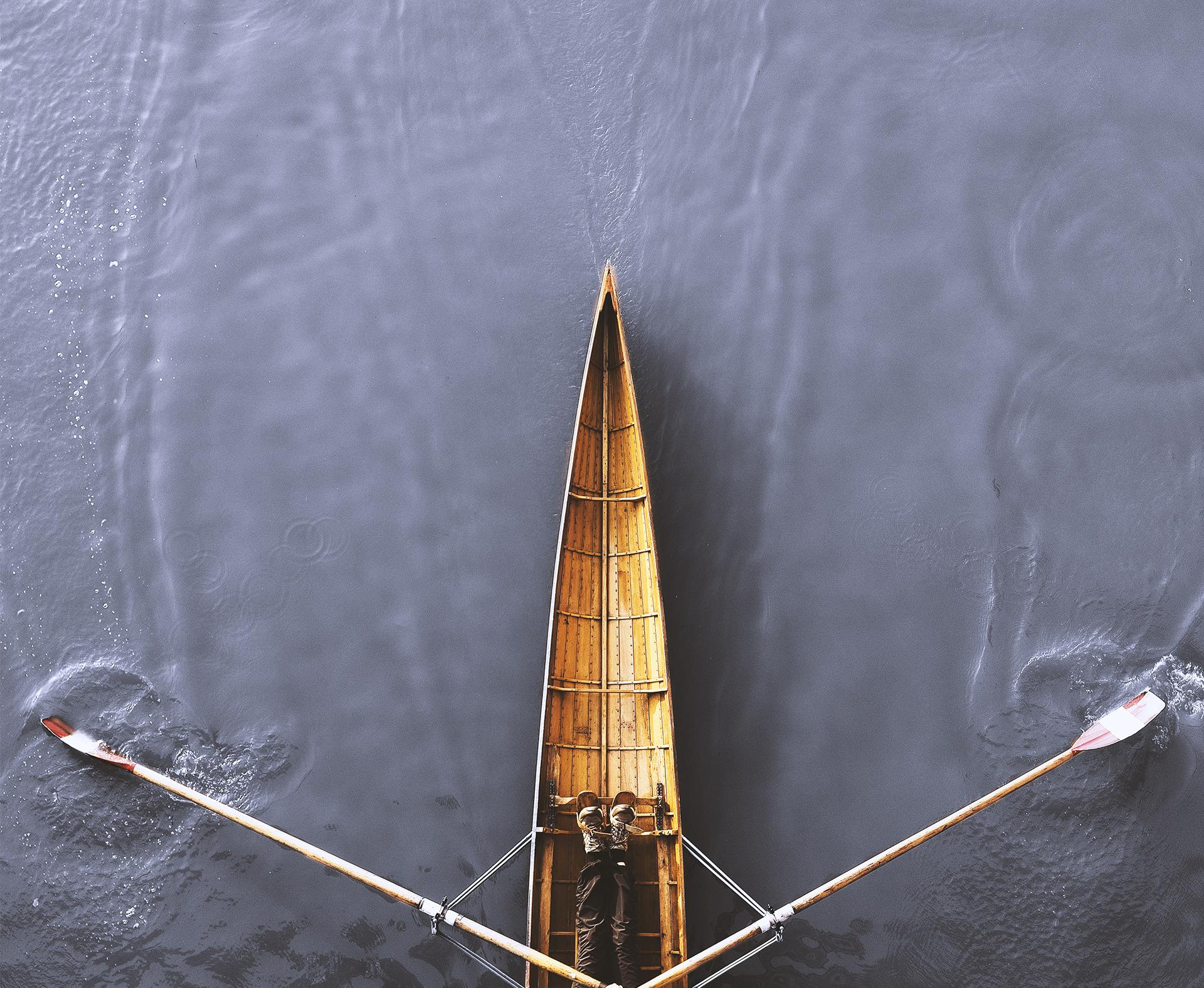 Canoe Front