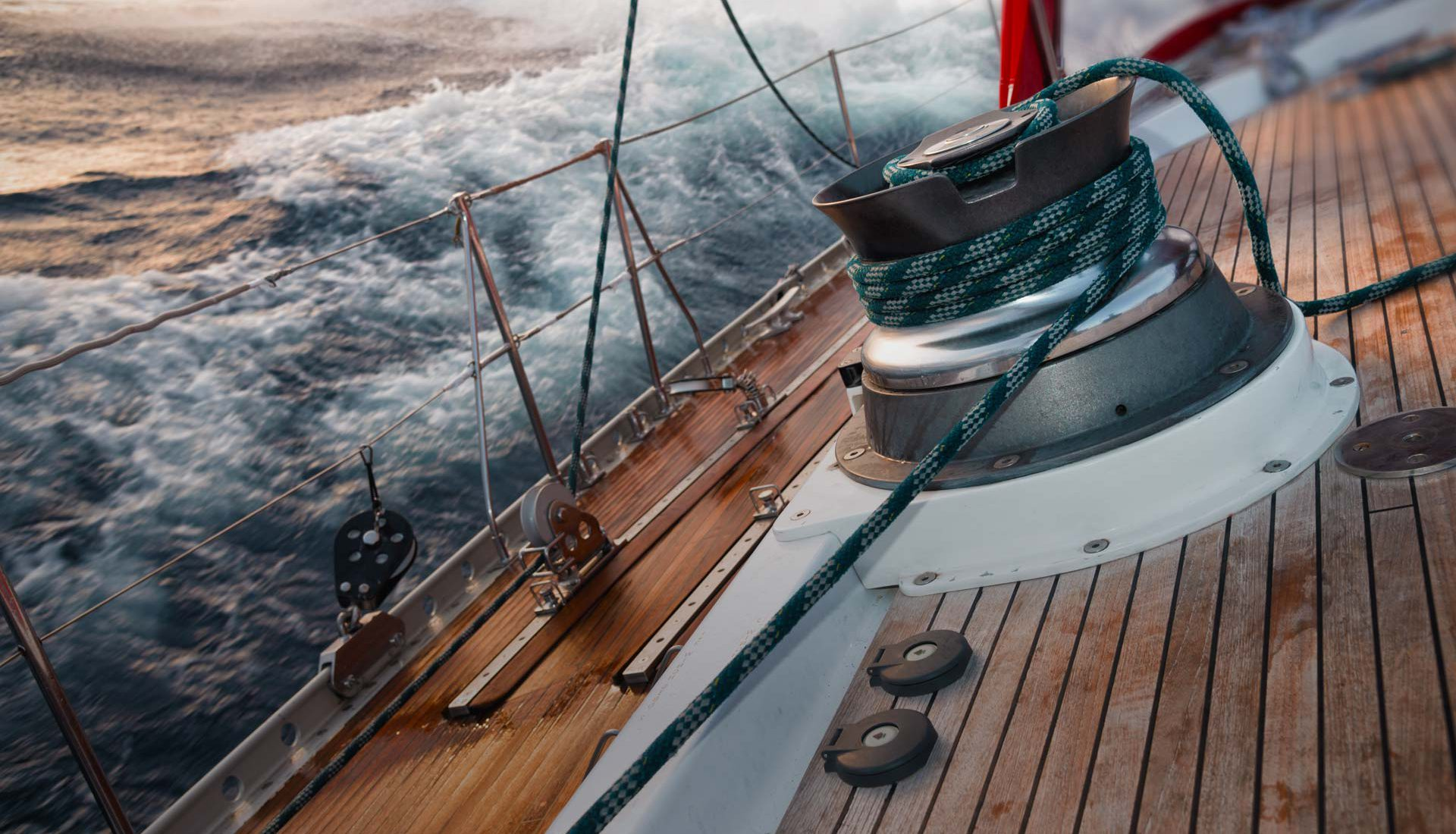 Sailboat Wench